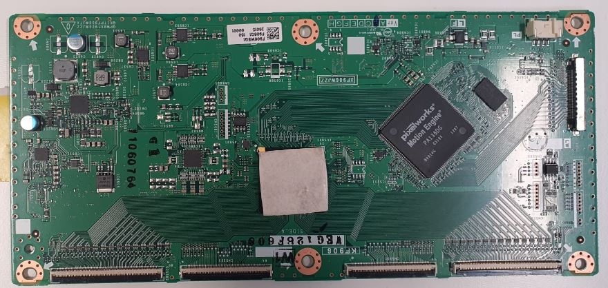 Sharp LED LCD Power Board DUNTKF906FMG1 - LC60LE835X