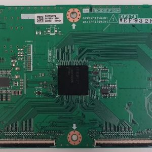 Sharp LED LCD Power Board DUNTKF975FMF8 - LC60LE640X