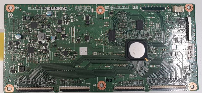 Sharp LED LCD Power Board DUNTKG400FMG4 - LC60LE960X