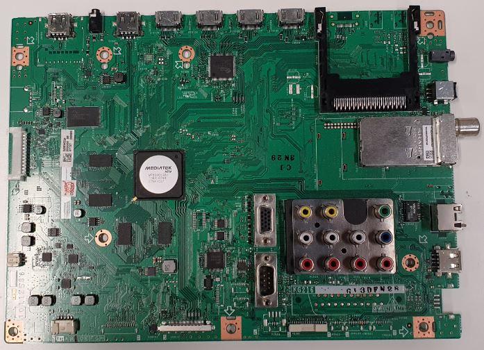 Sharp LED LCD Power Board LC60LE951X - DKEYMG216FMG1