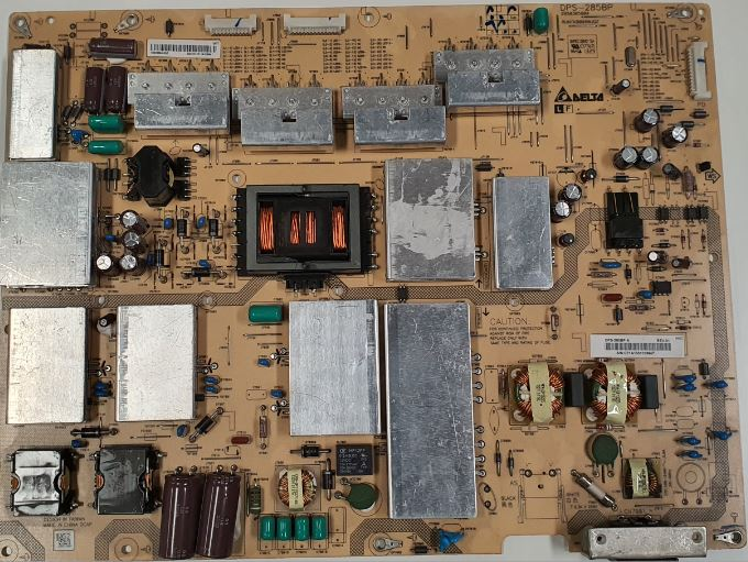 Sharp LED LCD Power Board LC80LE940X - RUNTKA903WJN2